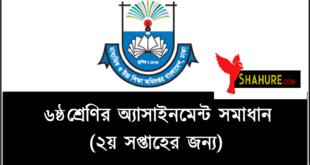 Assignment Class 6 logo