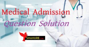 Medical Admission Question